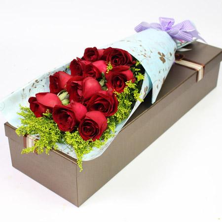 兰之馨鲜花预定:情义绵绵